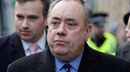 Alex Salmond, exministro principal de Escocia. (Foto: Agencias)
