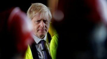 Boris Johnson. (Foto: Agencias)