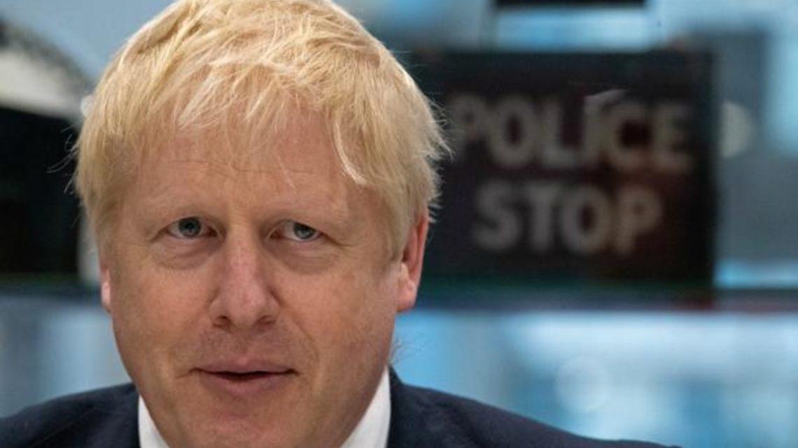 Boris Johnson, primer ministro británico. (Foto: Agencias)