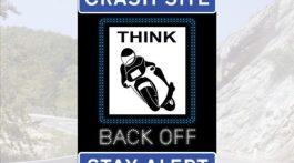 Los carteles buscan mayor seguridad vial. (Foto: Agencias)