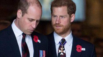 William y Harry. (Foto: Agencias)